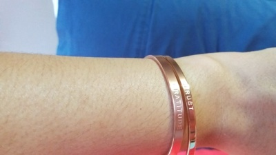 The Mindful Company - Bands on my wrist - Esther Neela