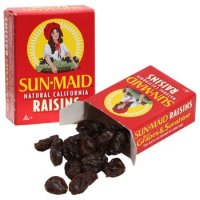 Sun Maid Raisins - Esther Neela Blog