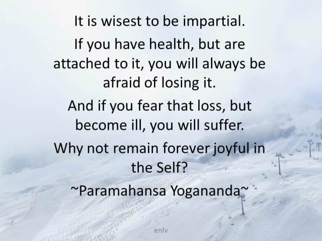 Paramahansa Yogananda Quote - Esther Neela Blog