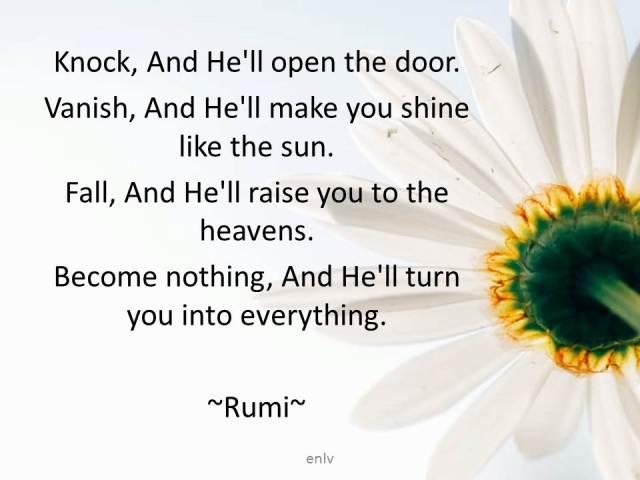Rumi Quote - Esther Neela Blog