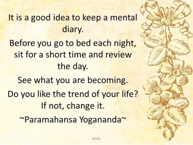 Paramahansa Yogananda Quote - Esther Neela Blog
