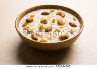 Shutterstock Picture of Payasam - Esther Neela Blog