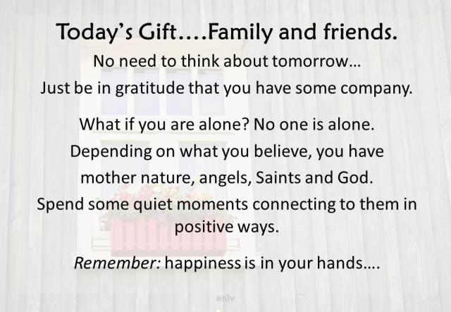 Moments of Gratitude: Family & Friends - Esther Neela Blog