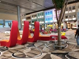 05 15Dec2018 @ Terminal 4 S'pore Changi Airport