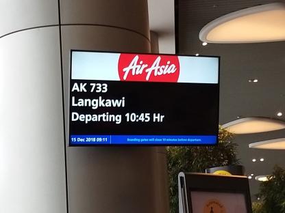 08 15Dec2018 @ Terminal 4 S'pore Changi Airport
